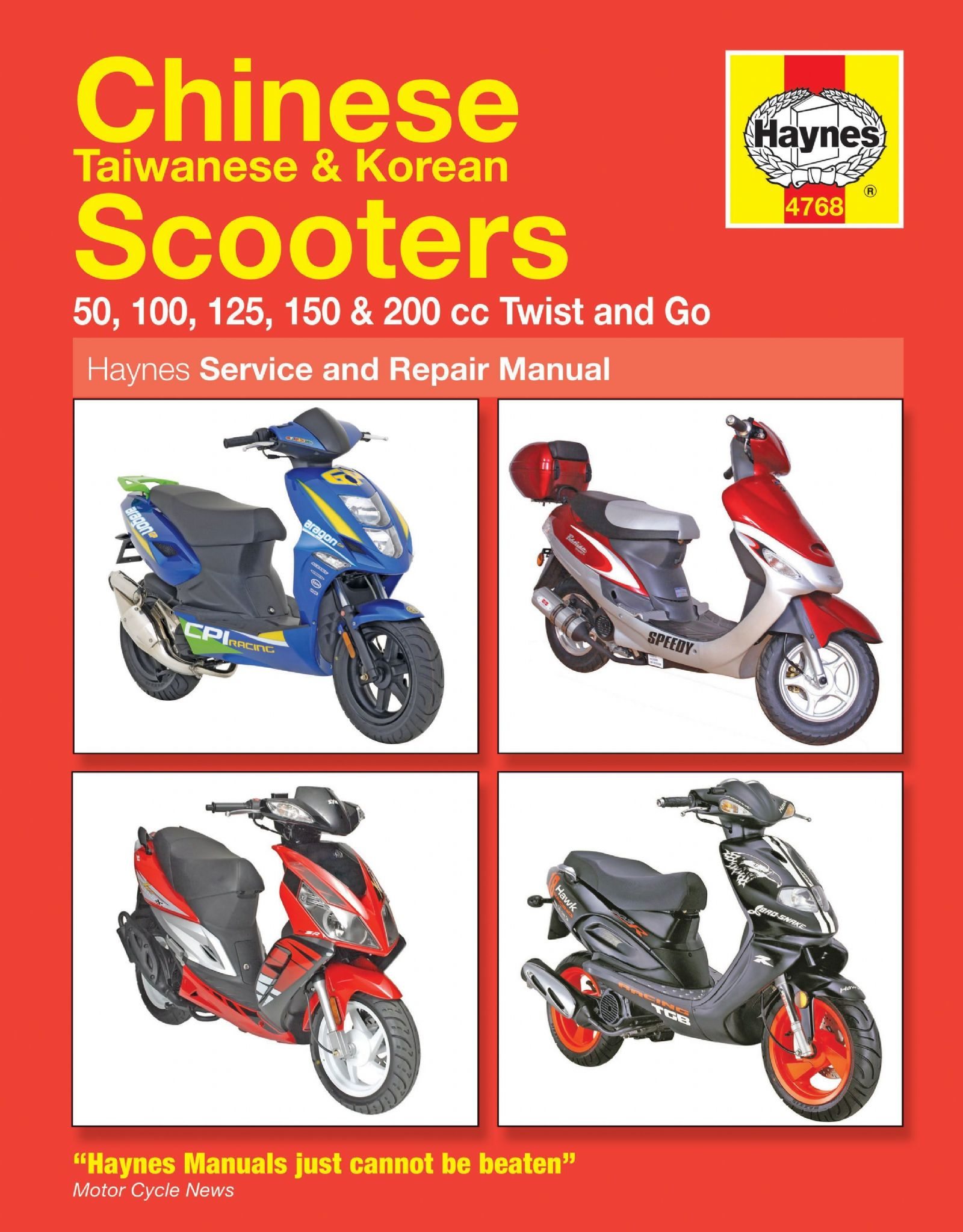 cpi oliver scooter manual