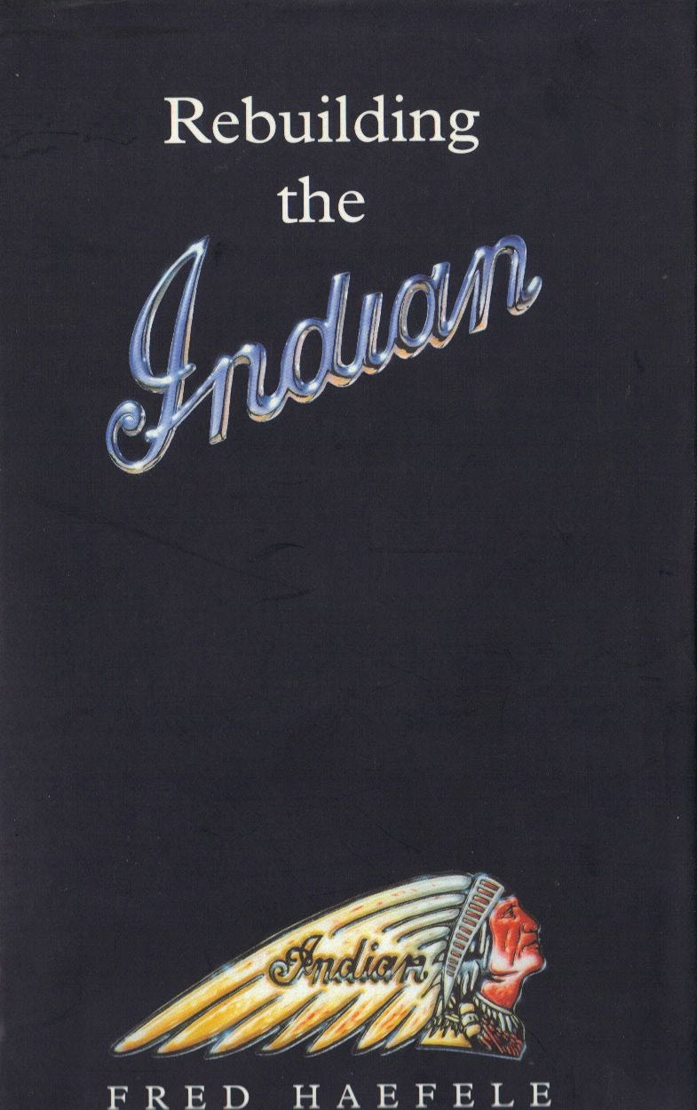 rebuilding the indian book